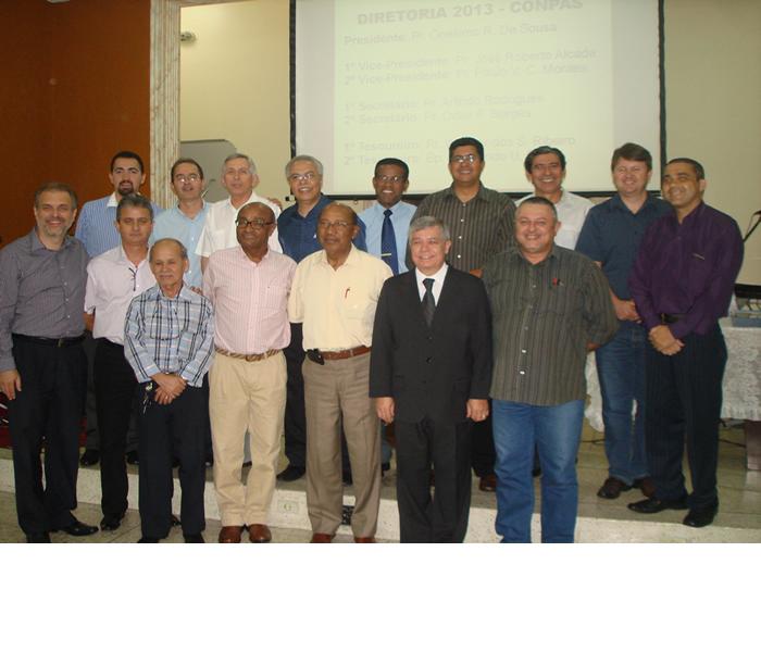 Eleição do CONPASSCS - 2012