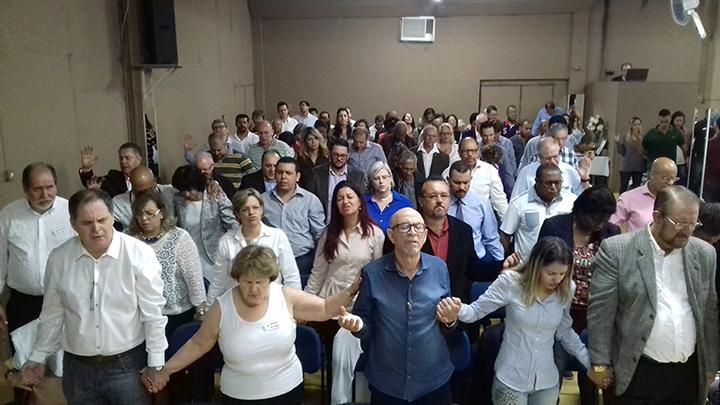 Café dos Pastores - Março de 2016