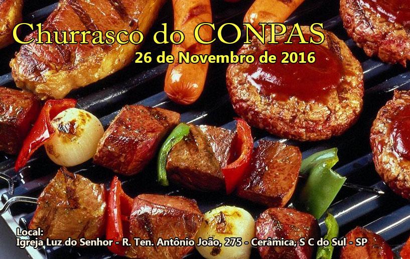 Churrasco do CONPAS 2016