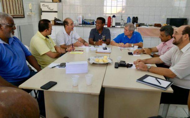 Reunião da diretoria do Conselho 2018