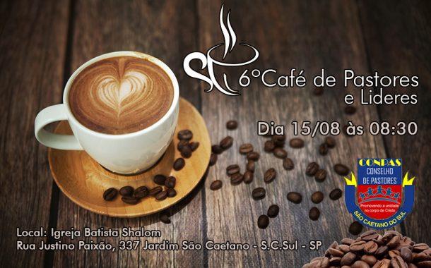 Café de Pastores e Líderes