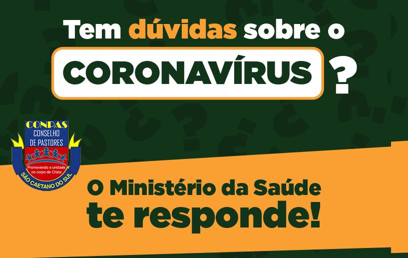 Corona Vírus Informações